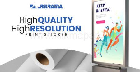 Stiker Ritrama dan Graftac